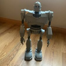 The Iron Giant Light & Sound Walking Robot Toy, 15 Inch