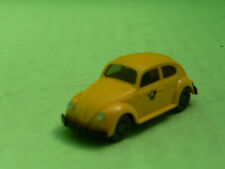 WIKING VW VOLKSWAGEN KAFER BEETLE - VINTAGE POST - RARE SELTEN  VERY GOOD COND.