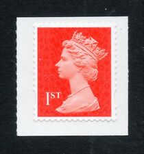 GB 2013 1st class red Machin M13L MCIL from mixed booklet of 6 SG U2968b MNH