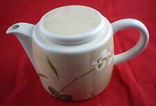 Royal Stafford Orchid Flat Top Teapot Crate & Barrel