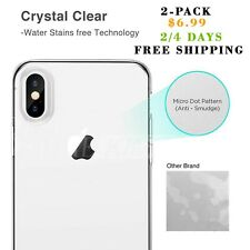 For Apple iPhone Case Cover Soft Silicone Clear Transparent Slim TPU Rubber