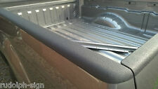 Schutzfolie für Pickup Hardtop Ladebordwand Ladekante 440 µm Ford Isuzu D-Max