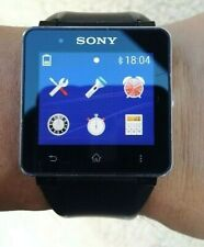 Sony SW2 Smartwatch Working good!