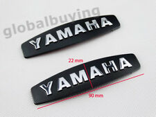 Tank Fairing Emblem Decals For Yamaha Petrol Gas Fuel Badge Motorcycle Stickers