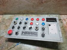 HARIG 618 CNC GRINDER TRU TECH CONTROLLER RD000054-1-C MAIN CONTROL PANEL