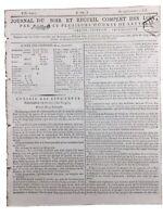 Corfou en 1798 Zante Morée Ehrenbreitstein Journal du Soir