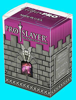 100 ULTRA PRO HOT PINK PRO-SLAYER STANDARD SIZE DECK PROTECTORS Card Sleeves MTG