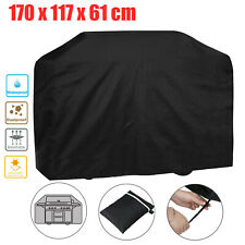 170CM Extra Large BBQ Cover Outdoor Waterproof Garden patio Barbecue protector