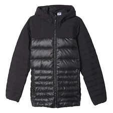 Adidas SLVR Jacke Damenjacke Parka Mantel Wolle Schwarz