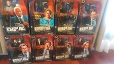 "RESERVOIR DOGS 8 12"" FIGURES COMPLETE COLLECTION PINK BROWN BLONDE ORANGE WHITE"