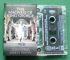 The Madness of King George OST Music of GF Handel Cassette Tape - TESTED