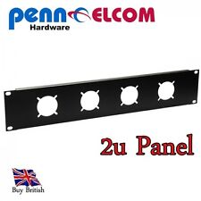 Socapex and Syntax Multipin Rack Panel 2U