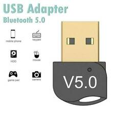 USB 5.0 Bluetooth Adapter Wireless Dongle High-Speed for PC Windows Computer TV