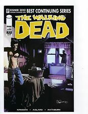 Walking Dead # 77 1st Print NM Image Kirkman