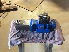 Rexroth Hydraulics servo valve, # 4WRDU 16 W200L-52/6L15K9/VR, rebuilt