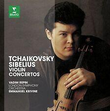 Vadim Repin - Tchaikovsky - Sibelius : Violin Concertos (The Erato Story) [CD]