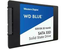 """WD Blue 3D NAND SATA 500GB 2.5"""" (WDS500G2B0A) PC SSD"""