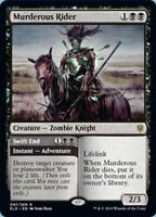 MTG Murderous Rider Throne of Eldraine RARE NM/M Magic the Gathering