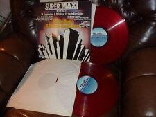 Funk Rap & Disco Remixes Whodini Grandmaster RED Vinyl
