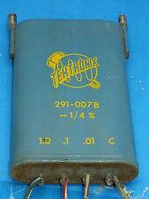 Tektronix  oscilloscope capacitor 291-007 291-007B