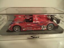 SPARK COURAGE C65 AER N 31 LEMANS 2004 A. FREI-J.M.   1/43RD SCALE    IN  BOX.