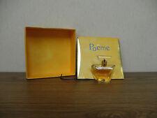 Poeme Parfum 0.25oz 7.mL 1/4ounce Splash Pure Perfume Not EDT Not EDP by Lancome