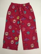 NWT GAPKIDS GAP KIDS OWL PAJAMA PANTS BOTTOMS PAJAMAS PJ'S 6 SLEEPWEAR