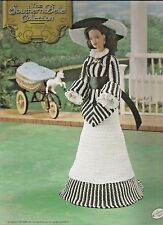 Stroll with Baby Southern Belle Collection Annie's Fashion Doll Crochet Pattern