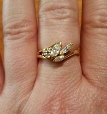 Handmade Diamond Cluster Fine Rings