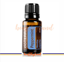 doTERRA Peppermint 15ml Certified Therapeutic Grade Essential Oil Aromatherapy