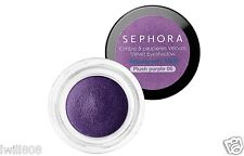 Sephora Velvet Eyeshadow Waterproof Cream Shadow FULL SIZE! SEALED Choose Shade