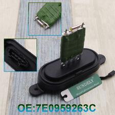 Heater Blower Fan Resistor Motor For VW T5 Transporter Touareg Amarok 7E0959263C