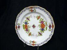 Sammel- & Zierteller aus Porzellan mit Blumen-Motiv