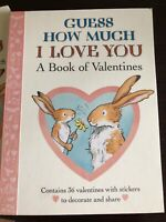 Guess How Much I Love You A Book Of Valentines