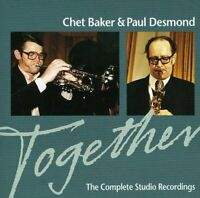Baker, Chet, and & Paul Desmond - Together (NEW CD)