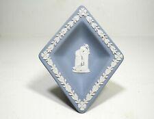 Wedgwood Diamond Shape Dish Made in England Mint