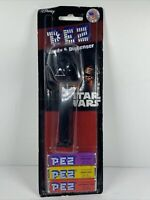 Star Wars Darth Vader Pez Dispenser (rare) Made In Hungary Sealed
