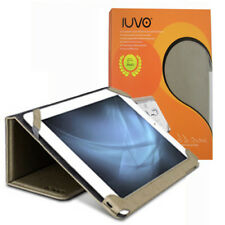 NEW IUVO Apple iPad 2 Ally Beige Leather Fashion Protective Convertible Case NEW