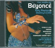 The Music of Beyonce (2003) CD NUOVO Crazy in love. Survivor. Nasty girl. Stole