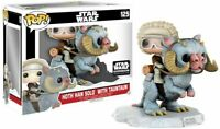 Funko Pop! Hoth Han Solo with Tauntaun #125 (Smuggler's Bounty Exclusive) (2017)