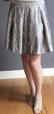 Sheike metallic animal print full skirt - NWOT  - 12
