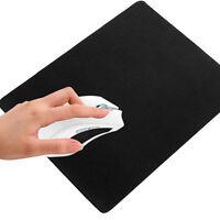 Rubber Mauspad Mousepad für Laser Kugel und Optisch Maus Pad schwarz Anti P O3K4