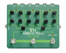 Electro-Harmonix Tri Parallel Mixer Effects Loop Mixer Switcher