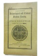 Somersetshire archäologischen und Natural History Society (1865) (id:96562)