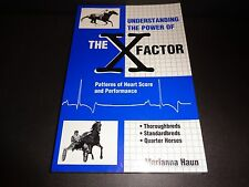 UNDERSTANDING THE POWER OF THE X FACTOR Marianna Haun 2001 Softcover