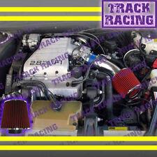 88 89 90-93 PONTIAC GRAND PRIX 2.8 2.8L 3.1 3.1L V6 AIR INTAKE KIT Blue Red