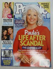 People Magazine Paula Deen & Robin Thicke March 2014 NO ML 051415R