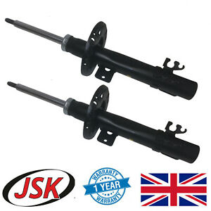 Genuine Monroe Front Shock Absorber Pair To Suit VW Polo Seat Ibiza Skoda Rapid