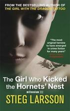The Girl Who Kicked the Hornets' Nest by Stieg Larsson (2010, Paperback) Book