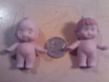 2 small kewpie dolls in great condition